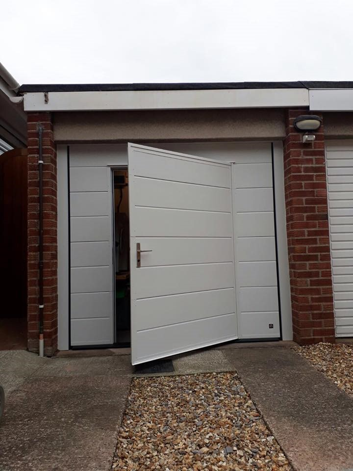 Sectional Garage Doors The Longest List Of Benefits