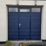 Sectional garage doors with wicket (6)