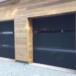 Slim-line sectional garage doors (1)