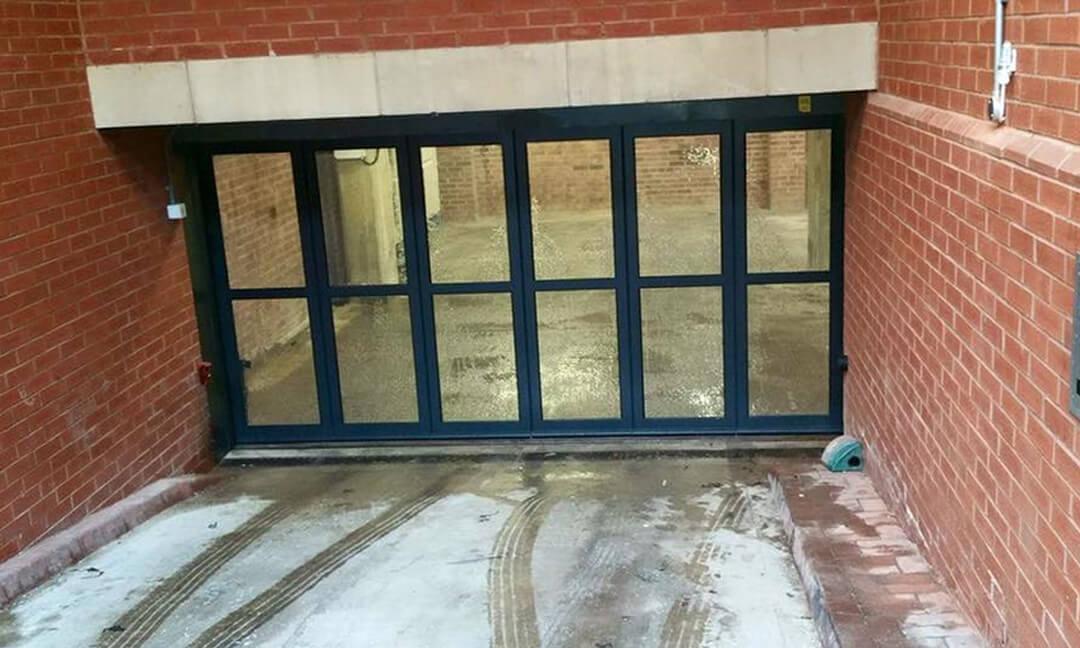 Ventilated Garage Doors 2 Ryternagaragedoors Co Uk