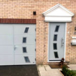 Front & side-hinged doors with 'Sails' design windows