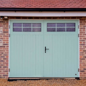 'Traditional' design 'Chartwell Green' colour